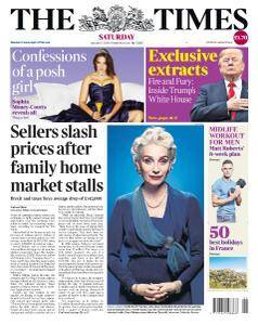 The Times - 6 January 2018