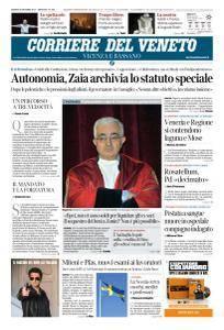 Corriere del Veneto Vicenza e Bassano - 26 Ottobre 2017