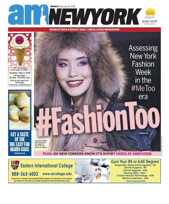 AM New York - February 12, 2018