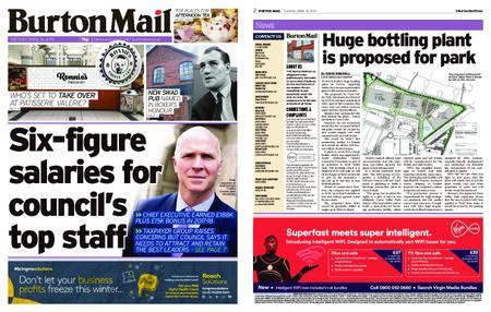 Burton Mail – April 16, 2019
