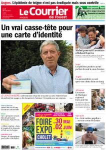 Le Courrier de l'Ouest Angers – 30 mai 2019