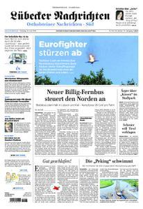 Lübecker Nachrichten Ostholstein Süd - 25. Juni 2019