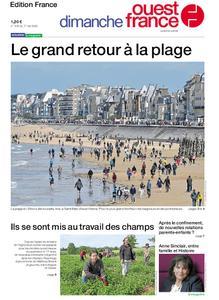 Ouest-France Édition France – 17 mai 2020