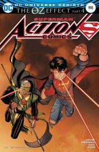 Action Comics 990 2017 2 covers Digital Zone-Empire