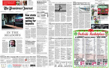 The Providence Journal – December 16, 2017