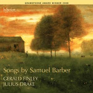 Gerald Finley, Julius Drake - Samuel Barber: Songs (2007)