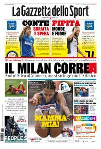 La Gazzetta dello Sport Sicilia – 22 luglio 2019