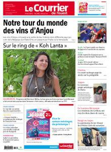 Le Courrier de l'Ouest Angers – 21 mars 2021