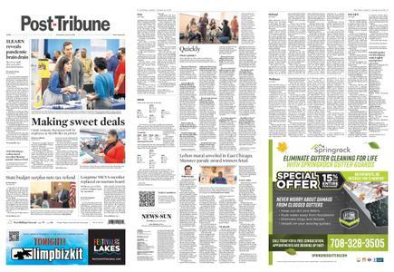Post-Tribune – July 15, 2021