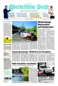 Oberhessische Presse Hinterland - 20. April 2018