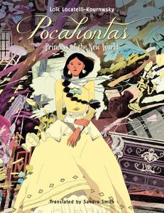 Pocahontas - Princess of the New World (2016) (digital+) (fylgja