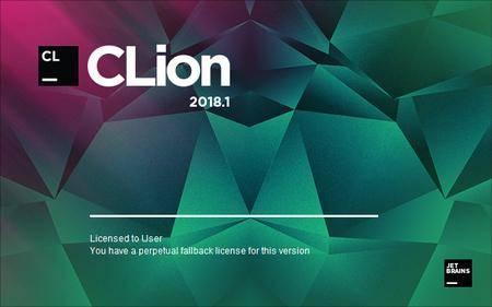JetBrains CLion 2018.1.1 (x64)