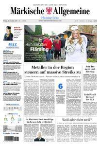 Märkische Allgemeine Fläming Echo - 18. Dezember 2017
