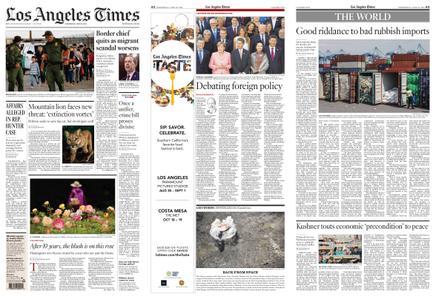 Los Angeles Times – June 26, 2019
