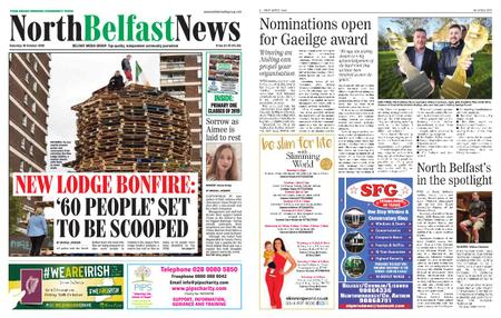 North Belfast News – October 19, 2019