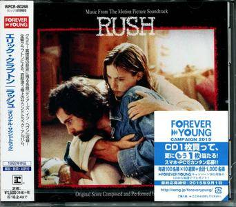 Eric Clapton - Music From The Motion Picture Soundtrack: Rush (1992) {2015, Japanese Reissue}