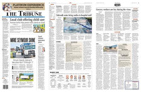 The Tribune Jackson County, Indiana – April 06, 2020