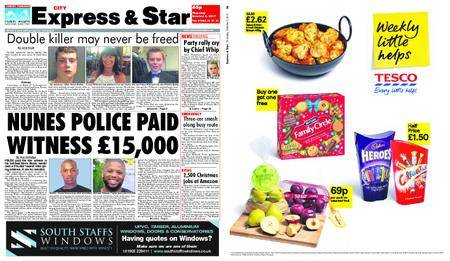 Express and Star City Edition – October 05, 2017