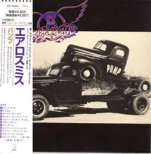 Aerosmith - Pump (1989) [2010, Japan 24-Bit Remaster SHM-CD]