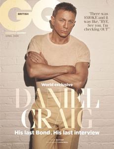 British GQ - April 2020