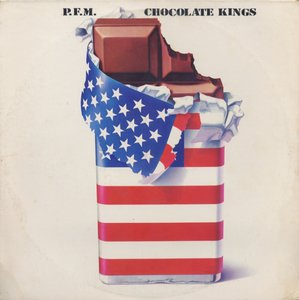 P.F.M. ‎- Chocolate Kings (1976) US Pressing - LP/FLAC In 24bit/96kHz