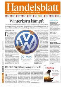 Handelsblatt - 23. September 2015