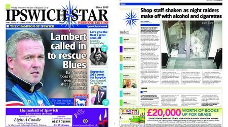 Ipswich Star – October 26, 2018