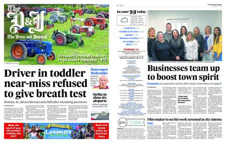 The Press and Journal Moray – May 10, 2019