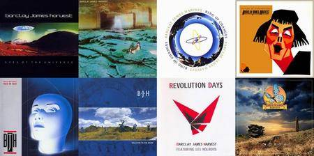 Barclay James Harvest - 8 Studio Albums (1979-2013) (Repost)