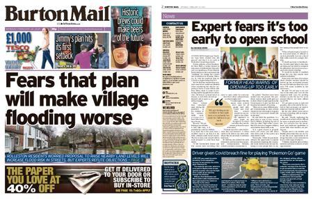 Burton Mail – February 22, 2021