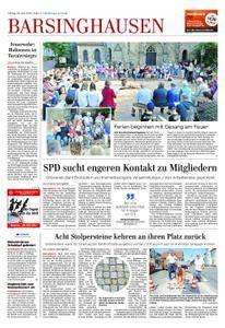 Barsinghausen/Wennigsen - 29. Juni 2018