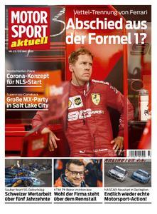 Motorsport Aktuell – 19. Mai 2020