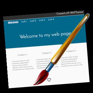 Wolf Landing Page Designer 1.36.1