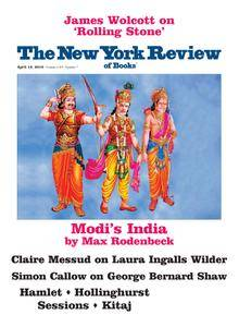 The New York Review of Books - April 19, 2018
