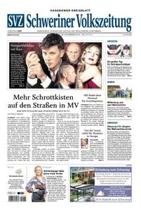 Schweriner Volkszeitung Hagenower Kreisblatt - 28. November 2019