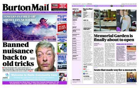 Burton Mail – February 16, 2018