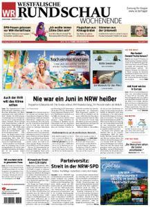 Westfälische Rundschau Hagen-Süd - 29. Juni 2019