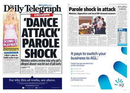 The Daily Telegraph (Sydney) – November 19, 2018