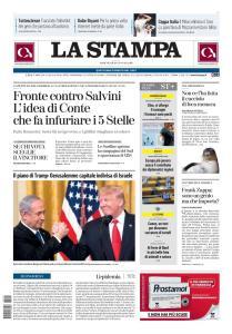 La Stampa Torino Provincia e Canavese - 29 Gennaio 2020