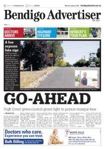 Bendigo Advertiser - January 10, 2018