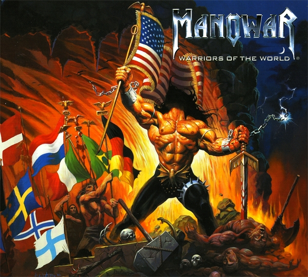 Manowar - Warriors Of The World (2002) [2.0 & 5.1] PS3 ISO + Hi-Res FLAC {RE-UP}