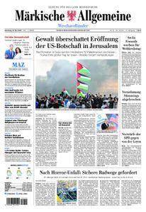 Märkische Allgemeine Westhavelländer - 15. Mai 2018