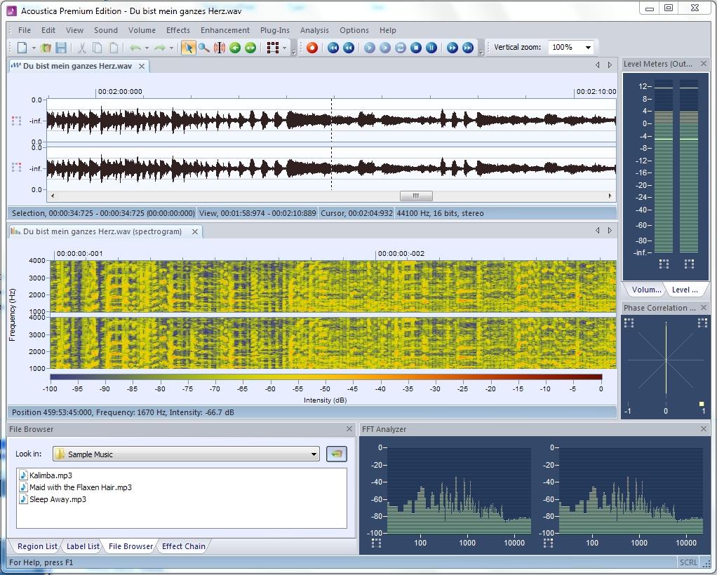 Acoustica Premium Edition 6.0 Build 17