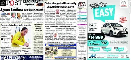The Guam Daily Post – August 28, 2018