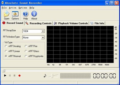 IAudioSoft Absolute Sound Recorder v3.7.5