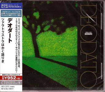 Deodato - Prelude (1973) Japanese Blue-Spec CD, 2013 [Re-Up]
