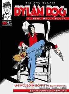 Dylan Dog - Il Nero della Paura - 20 - Un Incubo in Soffitta (2016)