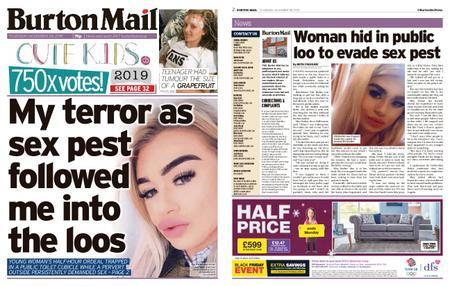 Burton Mail – November 28, 2019