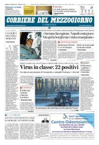 Corriere del Mezzogiorno Campania – 24 gennaio 2021