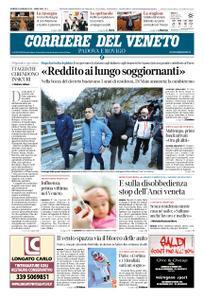 Corriere del Veneto Padova e Rovigo – 04 gennaio 2019